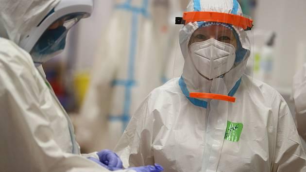 این منطقه متخصصان سرپایی را برای کمک به بیمارستانهای متراکم فراخوانی خواهد کرد